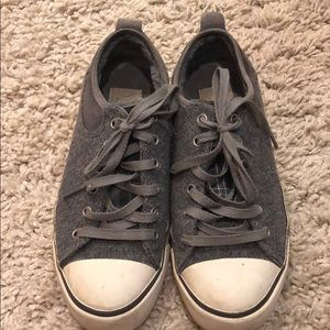 Grey Ugg Sneakers